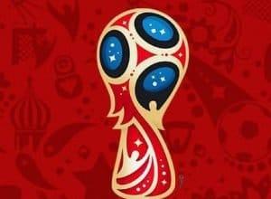 logo del mundial de fútbol rusia 2018