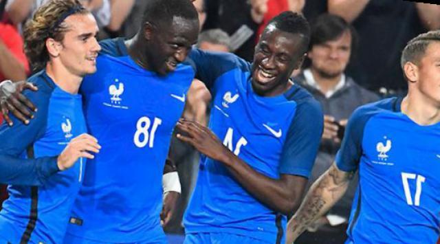 seleccion francesa mundial 2018